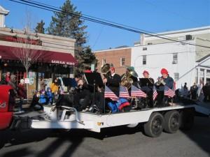 2009 Snowflake Parade 1